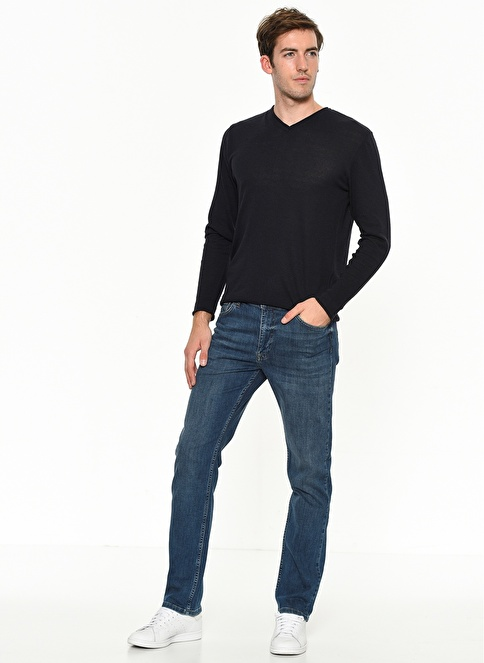 Lee Cooper Jean Pantolon | Harry - Straight Lacivert